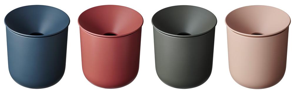 新たに加わるプラスチック製IQOSトレイ4種