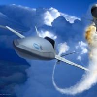 アメリカ軍 空中発進式戦闘ドローン「ロングショット」開発計画…