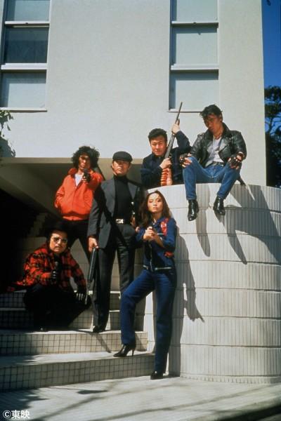「大激闘 マッドポリス'80」より