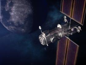 「ゲートウェイ」ステーション最初のモジュールHALOとPPE(Image:NASA)