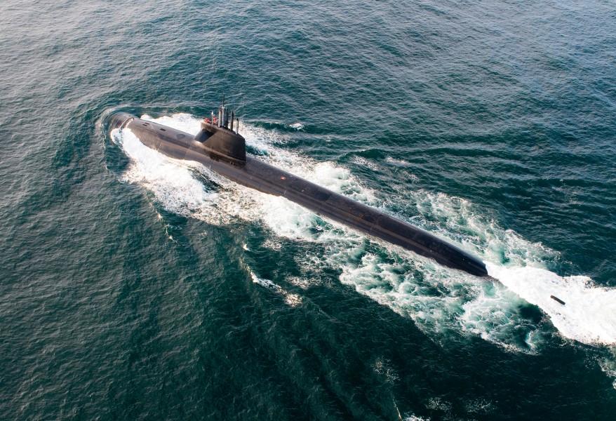 ル・トリオンファン級4番艦ル・テリブル(Image:ナーバル・グループ)