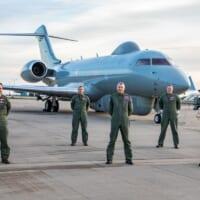 イギリス空軍センチネル R1地上監視機がラストフライト 14…