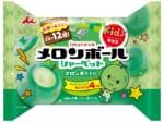 「少しだけ食べたい」「少しだけ食べさせたい」という時にもぴったりで、家庭の買い置きアイスとしても便利な商品になっています。