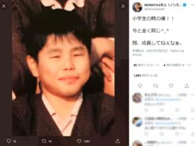 画像:NONSTYLE井上さん公式Twitterのスクリーンショット