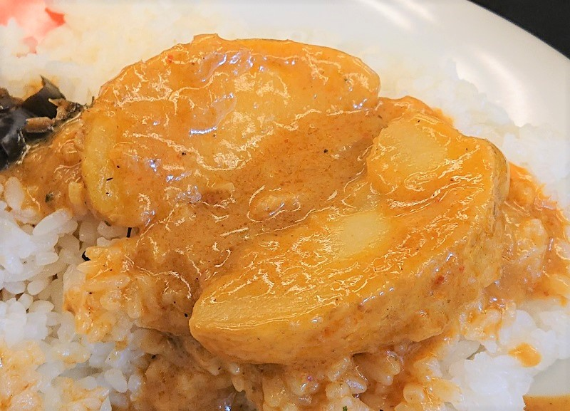 北海道産のジャガイモ