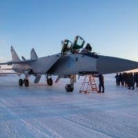 めちゃ寒い!ロシア北極圏防空のMiG-31試験派遣部隊が第2…