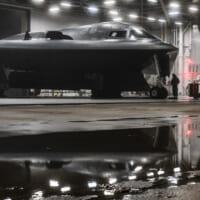 アメリカ空軍B-2ステルス爆撃機が1年ぶりにポル…