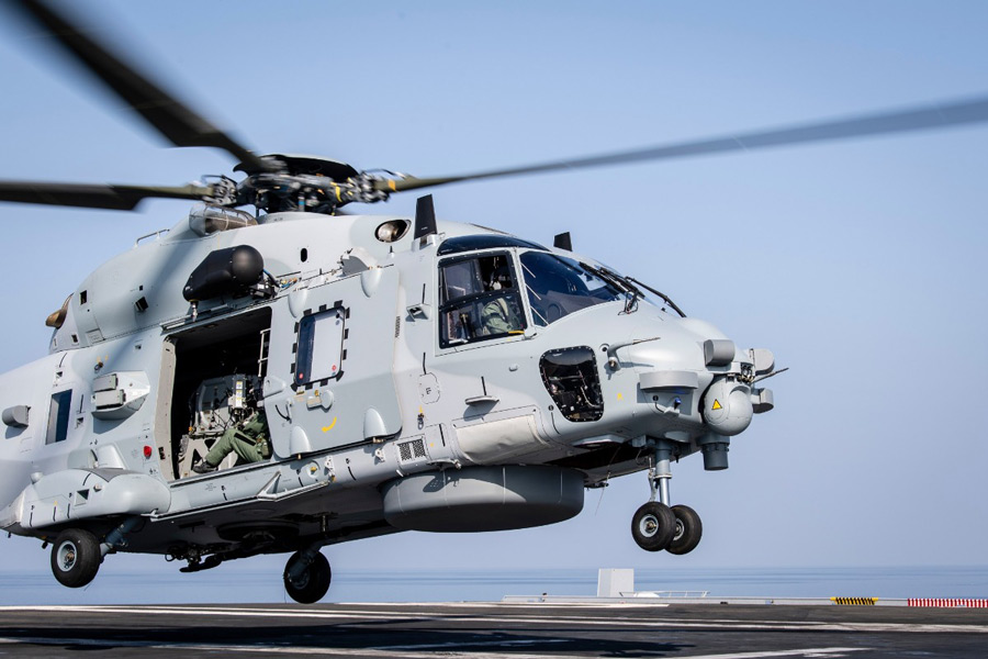 フランス海軍のカイマン(Image:フランス海軍)