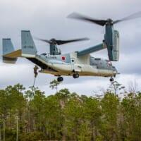 V-22オスプレイが通算60万飛行時間達成 米軍では205…