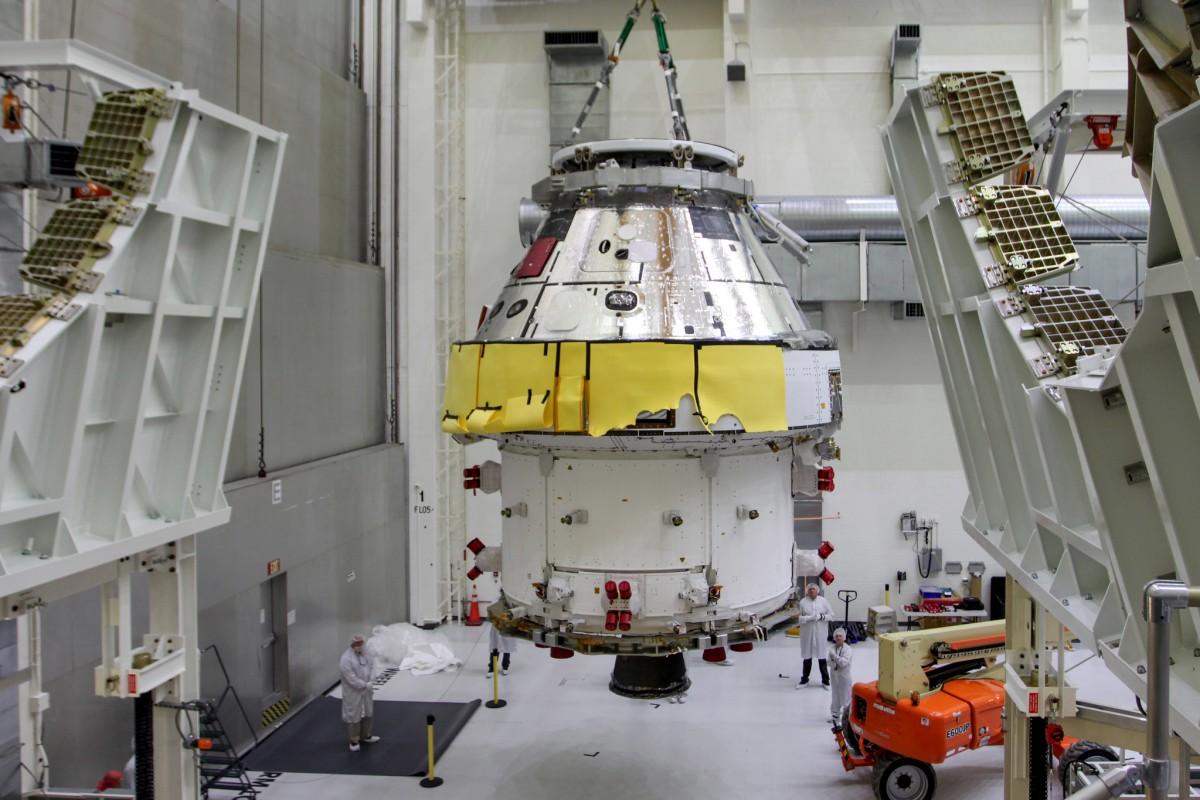 オリオン宇宙船(Image:Lockheed Martin)