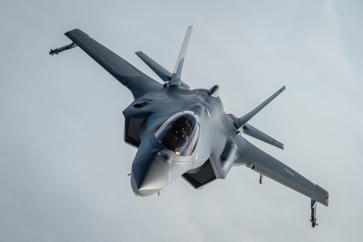 ノルウェー空軍F-35 2回目のNATOアイスランド防空任務を終了