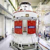 NECのAI技術がNASAオリオン宇宙船開発へ ロッキード・…