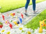 ピクミンを起用した「歩くことを楽しくする」新アプリ