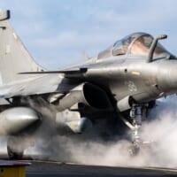 フランス海空軍 ラファール戦闘機の最新型F3-R…