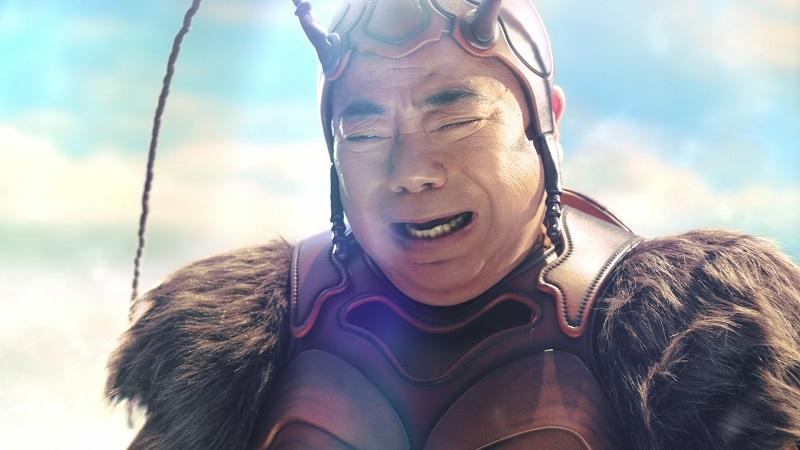 出川さんが号泣