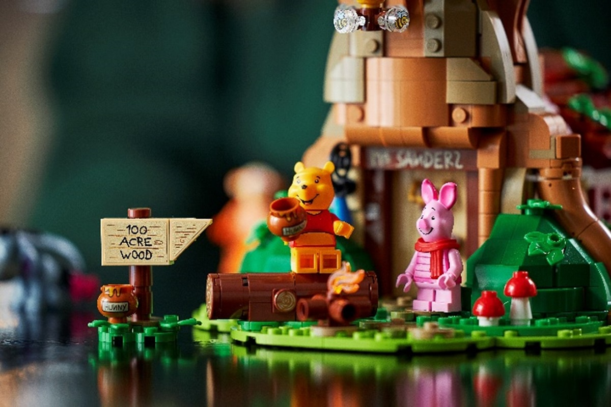 「レゴ(R)くまのプーさん」発売!ファンのアイデアで実現した大人向けセット