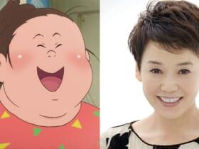 明石家さんまが企画・プロデュースする劇場アニメ映画「漁港の肉子ちゃん」の主人公の肉子ちゃんの声を大竹しのぶが担当することが発表されました。