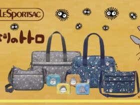 レスポートサック「となりのトトロ コレクション」が日本限定発売