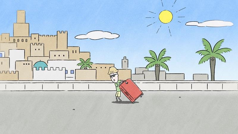 第12話「赤いスーツケース」