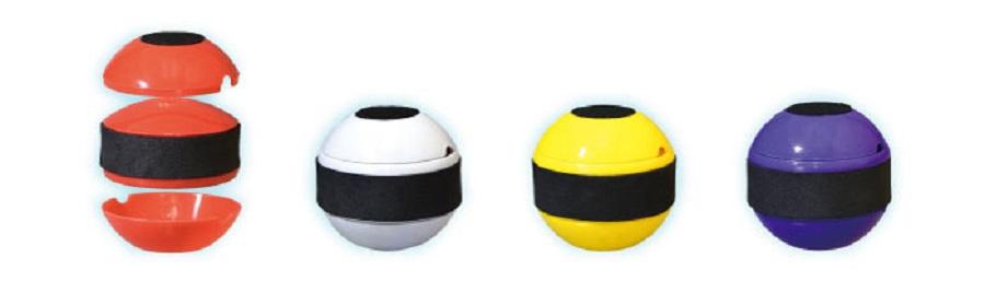 本体と本体をはじくスライダーが2つセットになっているため、1つ商品があれば2人で遊ぶことが可能。