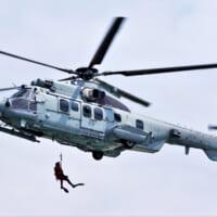 フランス軍 H225M捜索救難ヘリと無人ヘリ試作…