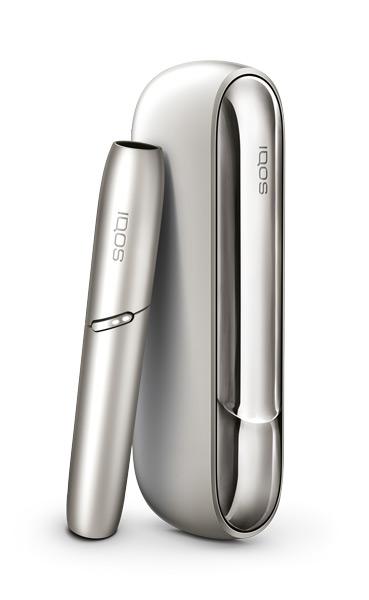 IQOS 3 DUO限定モデル「ムーン シルバー」5月18日より全国販売開始