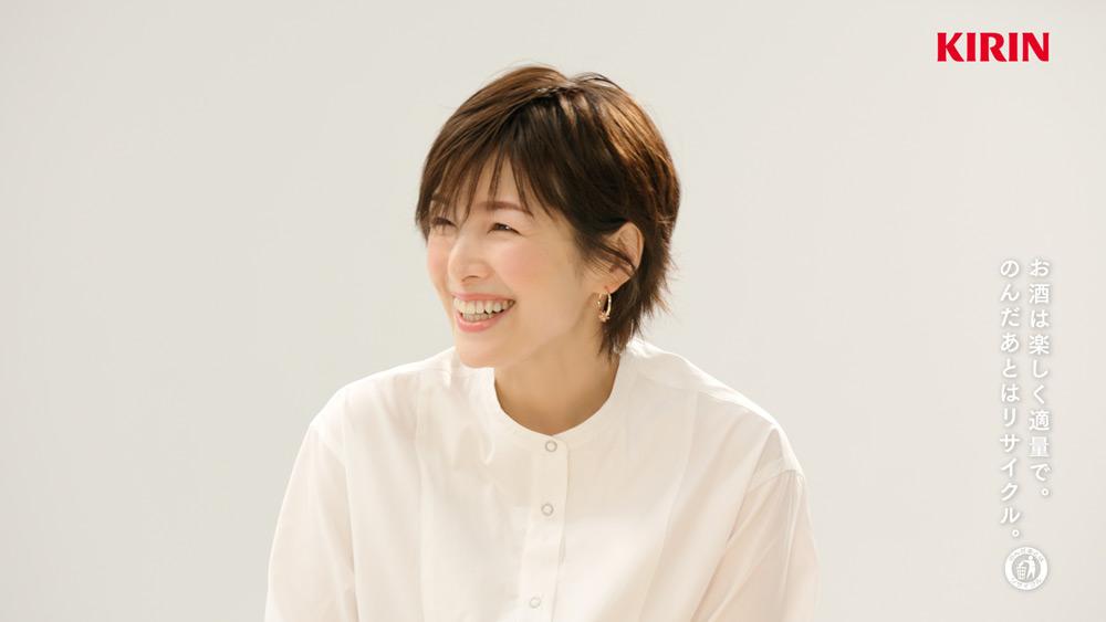 吉瀬美智子さんは「糖質ゼロ」に先入観がある様子