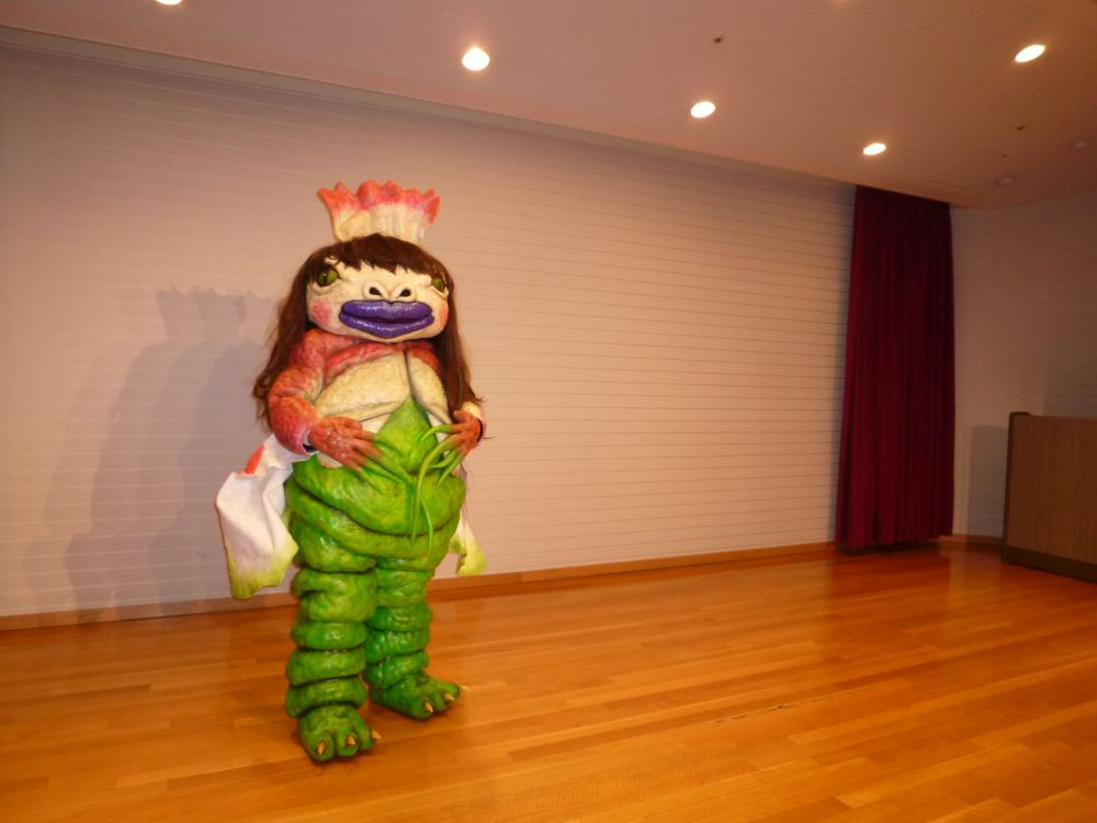 妖怪「ガジロウ」を生んだ町「福崎町」の隣町「加西市」に新たなゆるキャラが爆誕。