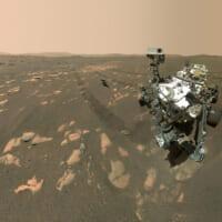 火星の空気で呼吸できるようになるかも?NASA火星ローバー…