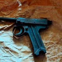 実家で旧日本軍の拳銃発見 警察に届け出た結果「や…