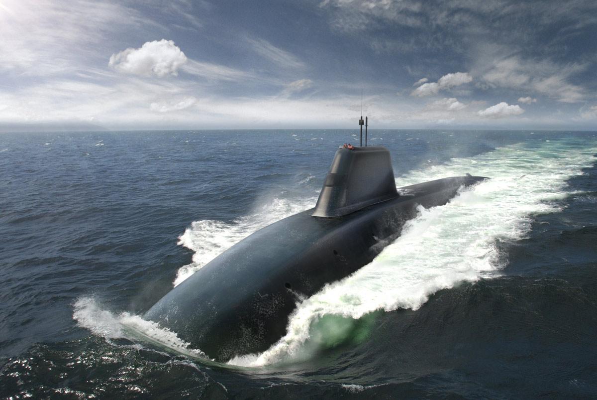 航空機の操縦システム「フライ・バイ・ワイヤ」イギリス海軍ドレッドノート級原潜に採用