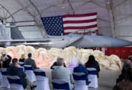 エグリン空軍基地でお披露目されたF-15EXイーグルII(Image:USAF)