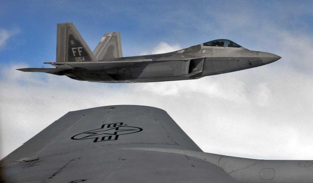 F-22(Image:USAF)