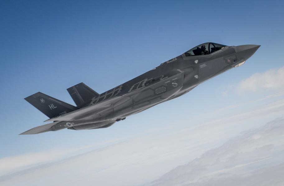 F-35A(Image:USAF)