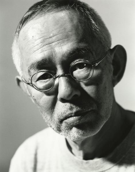 鈴木敏夫さん(荒木経惟さん撮影)