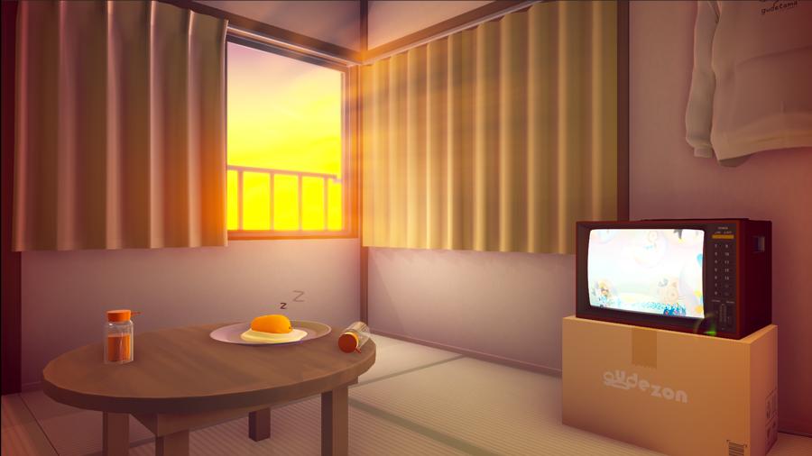 ぐでたまの部屋 / Gudetama LiveCam & Chill Out BGM Radio