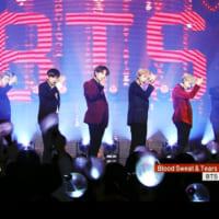 KNTVで3か月連続BTS特集 日本初放送の映像など大放出