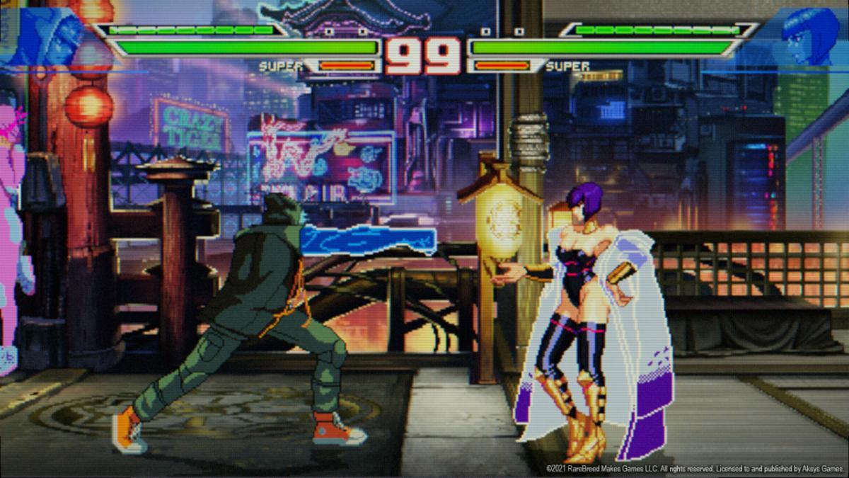 新作なのに懐かしい…!2D格闘ゲー「Blazing Strike」 PCとコンソール向けに2022年発売