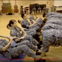 「超絶技巧」ってそゆこと?海上自衛隊東京音楽隊のプロモ映像に…