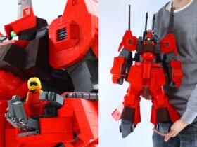 LEGOビルダーがレゴブロックでリック・ディアスを完全再現!