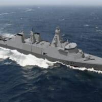 イギリス海軍31型フリゲート5隻の艦名決定「インスピレーショ…