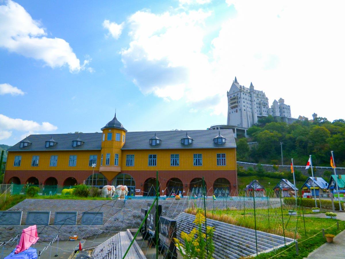 「城」と「石」のテーマパーク 太陽公園(兵庫県姫路市)