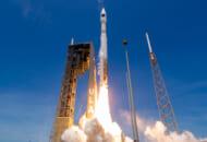 弾道ミサイル警戒衛星「SBIRS GEO-5」の打ち上げ(Image:ULA)