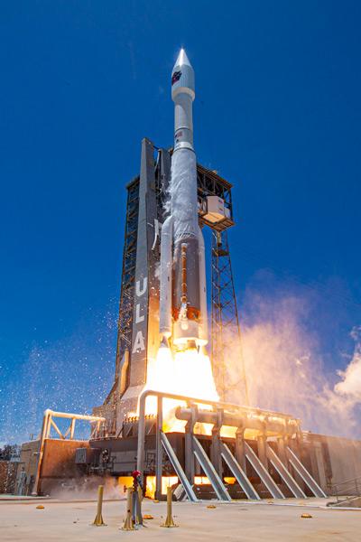 SBIRS_GEO-5の打ち上げ(Image:ULA)