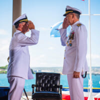 アメリカ海軍太平洋艦隊司令官にパパロ大将就任 日本経験もある…