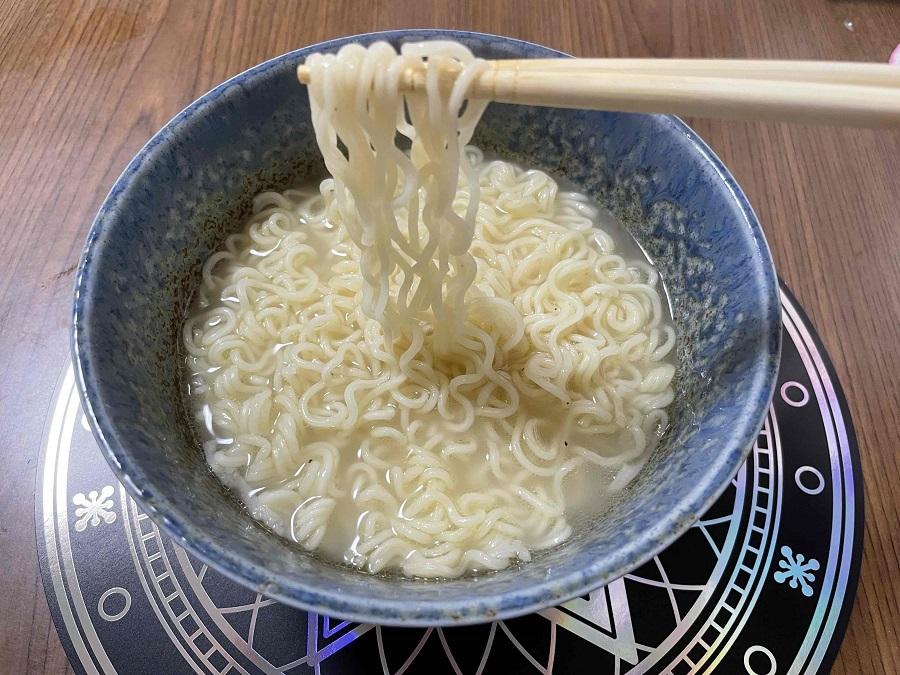 さつま鶏の旨味が凝縮されたあっさりスープ
