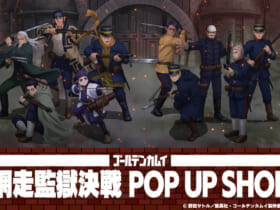 TVアニメ「ゴールデンカムイ」網走監獄決戦 POP UP SHOP