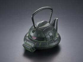 鉄瓶ZAKU(GREEN)