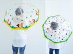 クッピーラムネ柄がデザインされた傘がヴィレヴァンオンラインに新登場