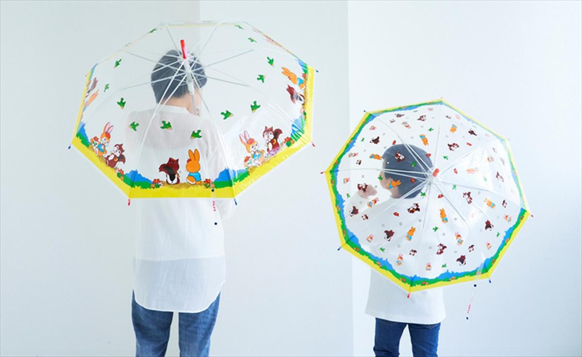 あの「クッピーラムネ」が傘になった!大人用&子ども用がヴィレヴァンオンラインに新登場